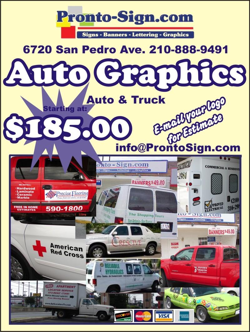 Auto Graphics