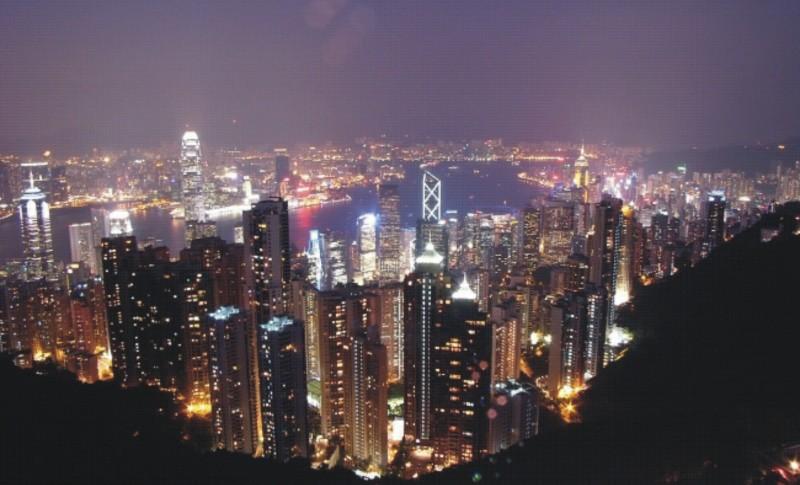 WallPrint_HongKong